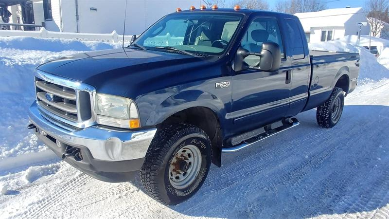 Ford Super Duty F-250 2003 Supercab XLT 4WD #865709L