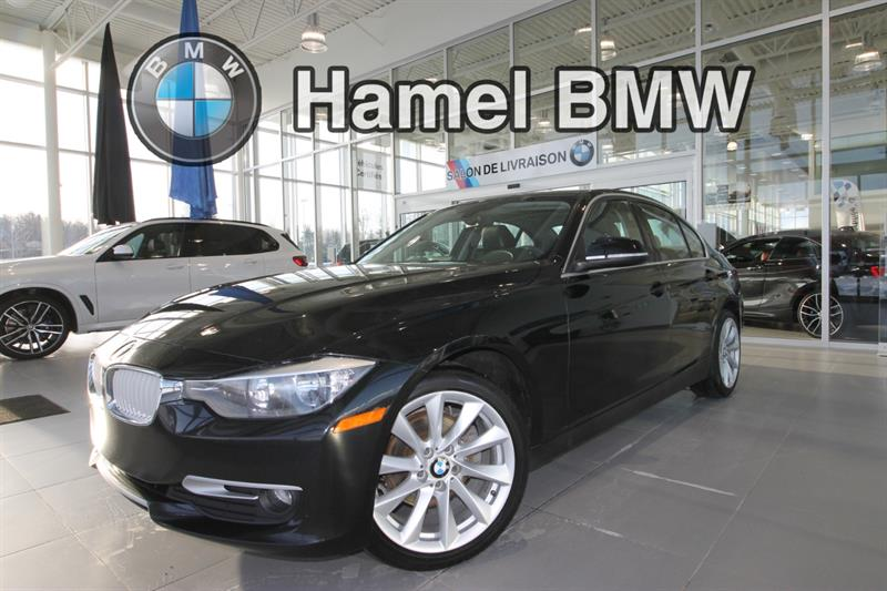 2014 BMW 3 Series 4dr Sdn 320i xDrive AWD #u19-006