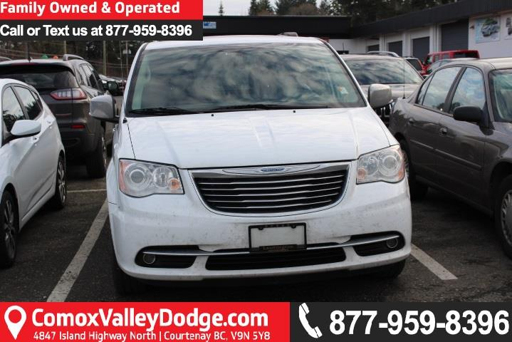 2015 Chrysler Town & Country Limited #R605511A