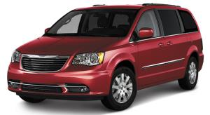 Chrysler Town - Country 2015 TOURING, STOW N' GO #864324