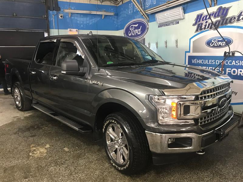 Ford F-150 2018 XLT XTR 4WD SuperCrew #87045A