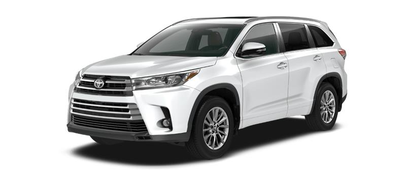2019 Toyota Highlander AWD XLE #12347