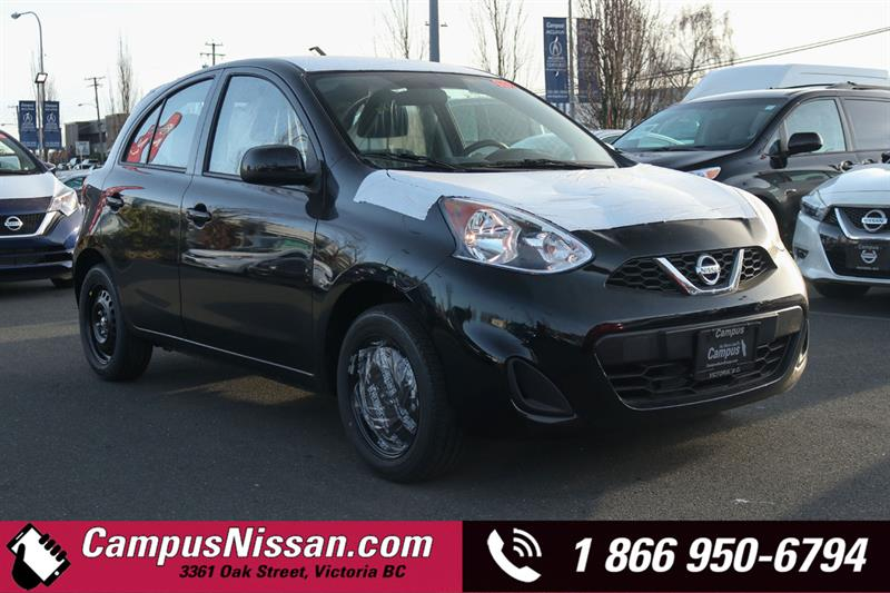 2019 Nissan Micra SV FWD #9-A141-NEW