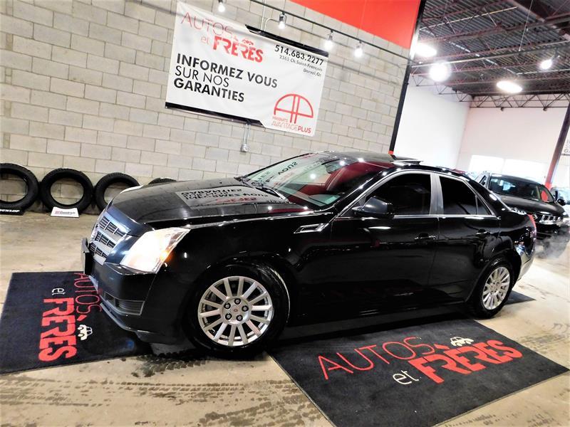 2011 Cadillac CTS Sedan CTS4 AWD #2657