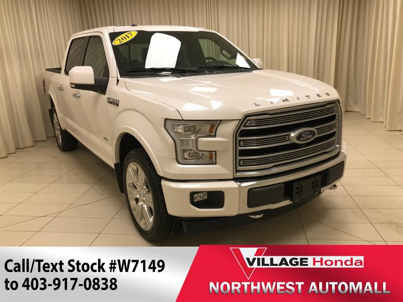 2017 Ford F-150 Limited - SuperCrew/Nav #W7149