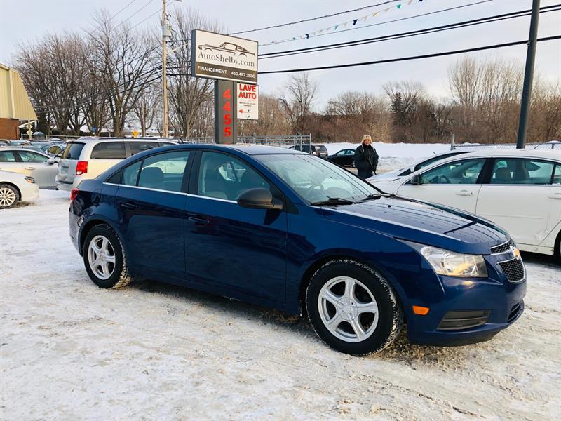 Chevrolet Cruze 2012 33$* Par Semaine/Financement #95338