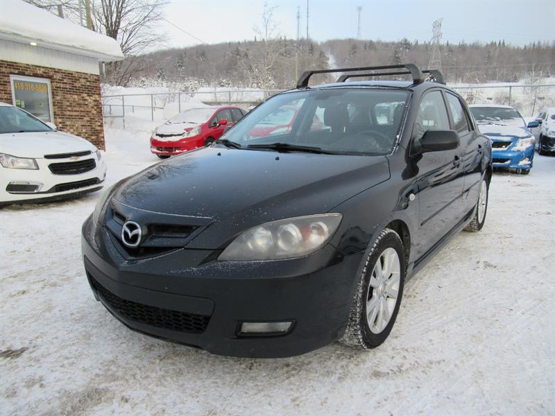 Mazda mazda3 2008 GS Sport #19-022