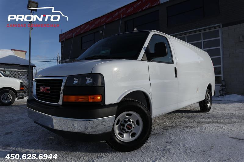 GMC Savana Cargo Van 2018 3500 ** 6.0L ** ALLONGÉ/EXTENDED ** #1759
