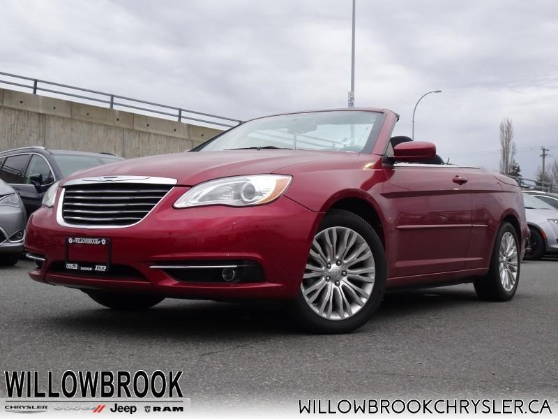 2013 Chrysler 200 Touring #18UP391