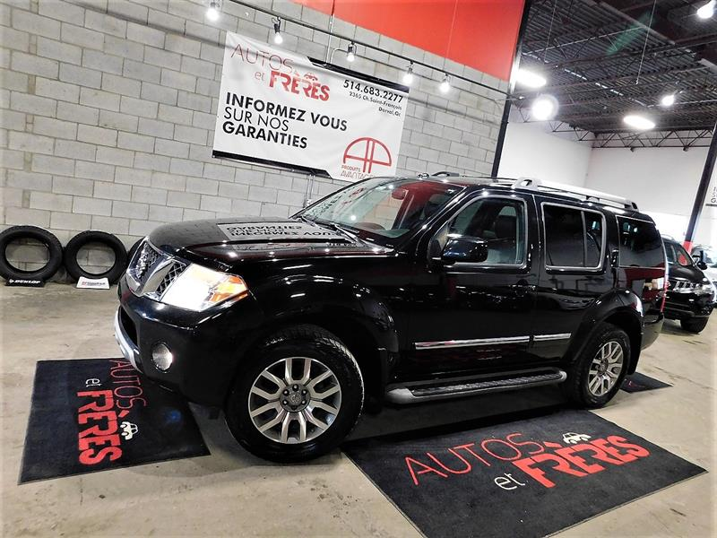 Nissan Pathfinder 2011 4WD LE Limited #2673