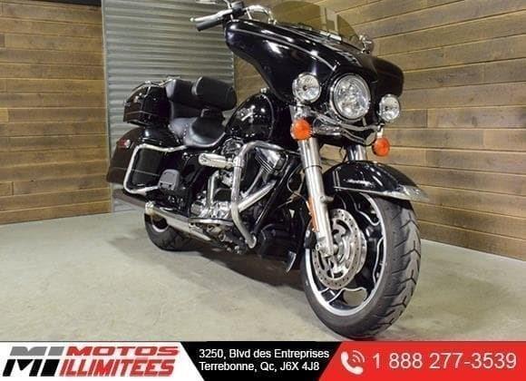 Harley Davidson FLHR Road King 2014