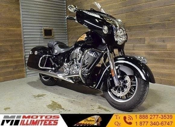 Indian Motorcycles Chieftain 2014