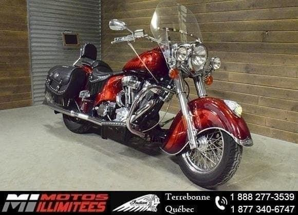 Indian Motorcycles Roadmaster 2003