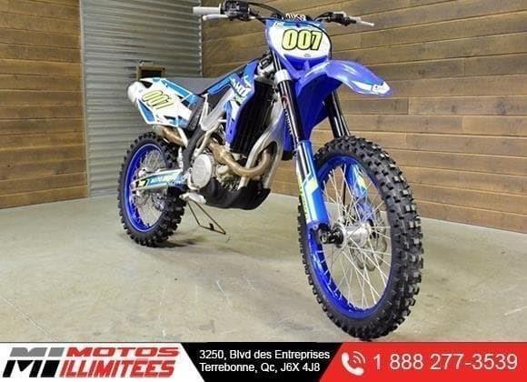 TM 450 MX 2011