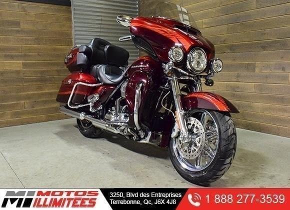 Harley Davidson FLHTKSE CVO Ultra Limited 2014