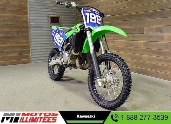 Kawasaki KX85 2018