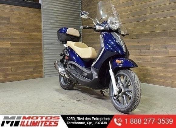 Piaggio BV Tourer 300 2011