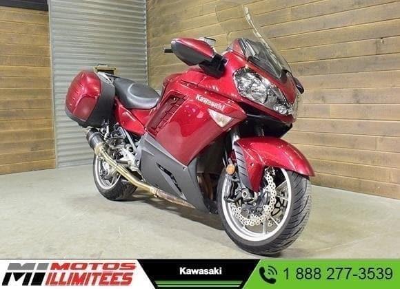Kawasaki Concours 14 2009