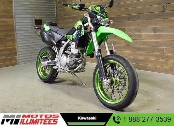 Kawasaki KLX 250 S 2013