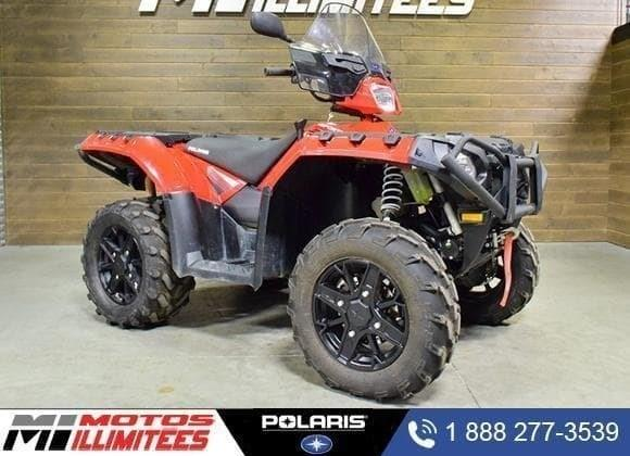 new arrival 2db45 1c251 2016 PolarisSportsman XP 10008 935 KM 8,195