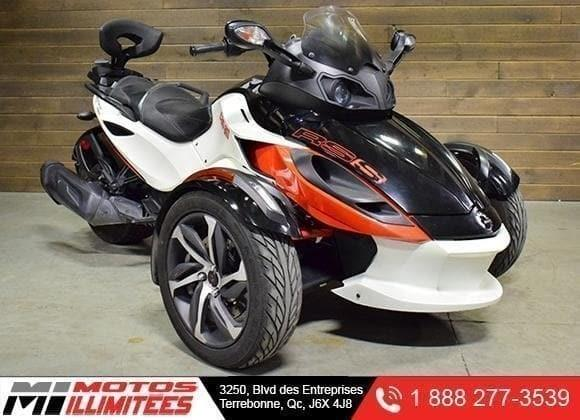 Can-am Spyder RS-S SM5 2015