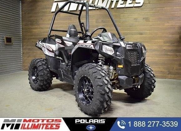 Polaris ACE 900 SP 2016