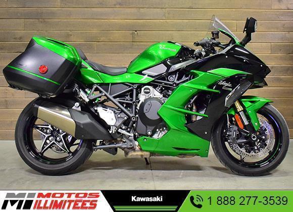 Kawasaki Ninja H2 Sx Se 2018 Occasion à Vendre Terrebonne Motos