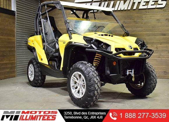 Can-am Commander 800 XT 2013