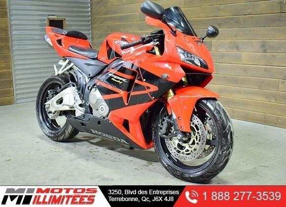 Honda CBR600RR 2006