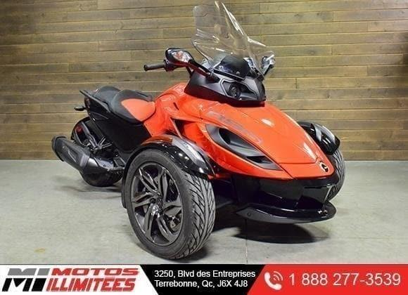 Can-am Spyder RS-S SM5 2016