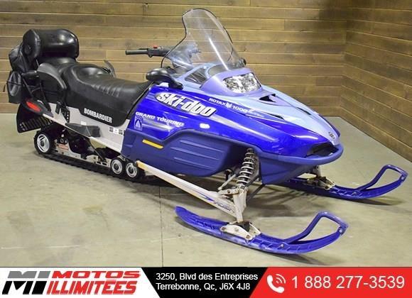 Ski-Doo Legend GT Sport 4-TEC V-1000 2003