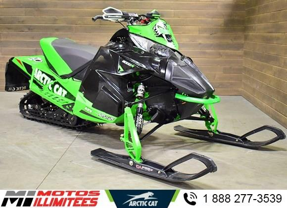 Arctic Cat ZR 6000 RR 2014