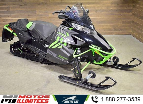 Arctic Cat XF 8000 Cross Country Limited (137) 2017