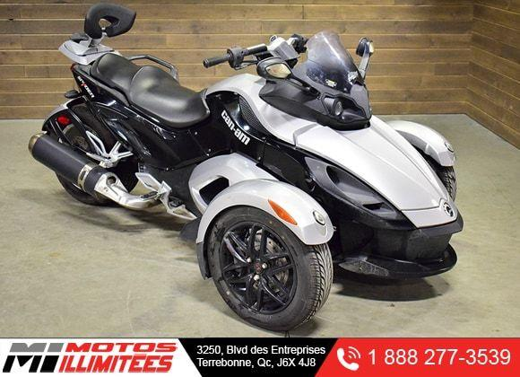 Can-am Spyder RS SE5 2009