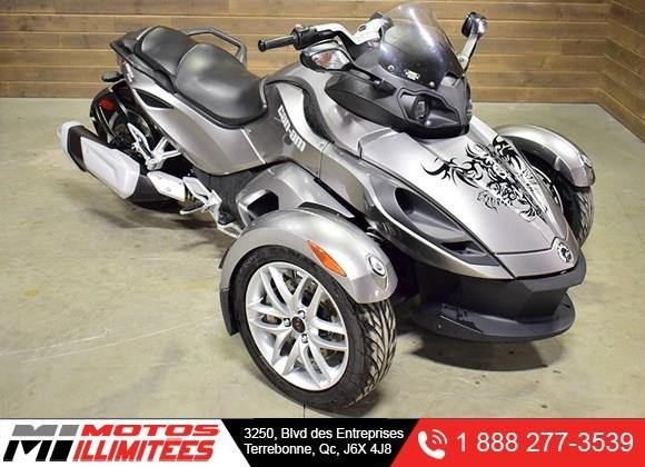 Can-am Spyder RS SE5 2013