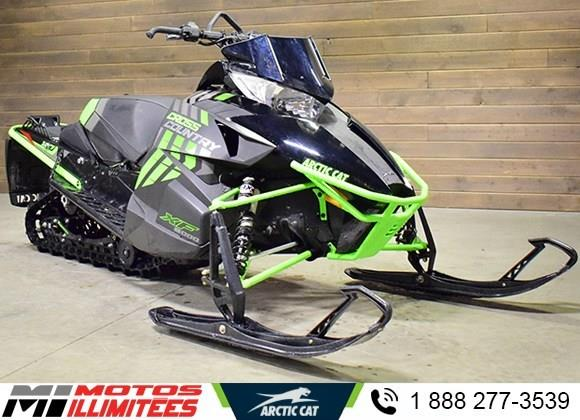 Arctic Cat XF 8000 Cross Coutry Limited (137) 2017