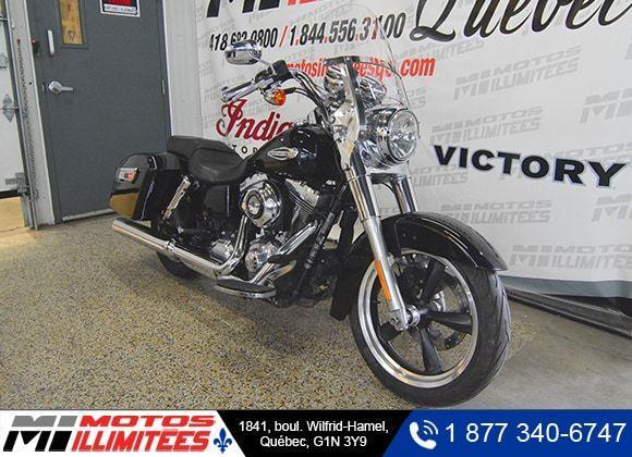 Harley Davidson Dyna Switchback 2012
