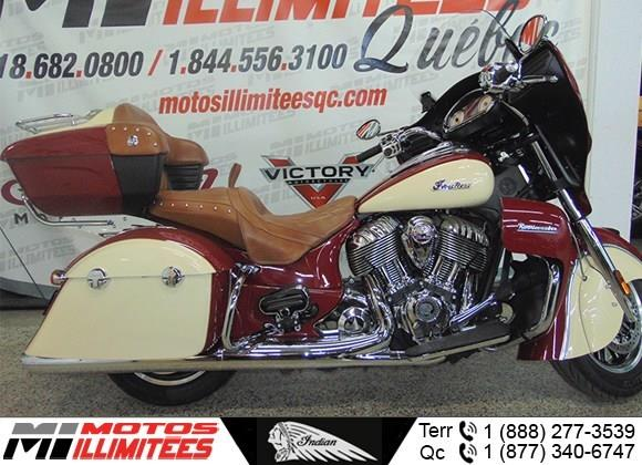 Indian Motorcycles Roadmaster 2015