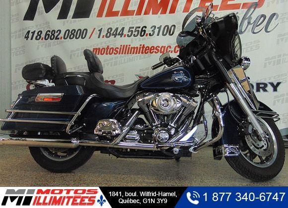 Harley Davidson FLHTC Electra Glide Classic 2002