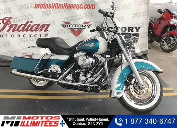 Harley Davidson FLHR Road King 2001