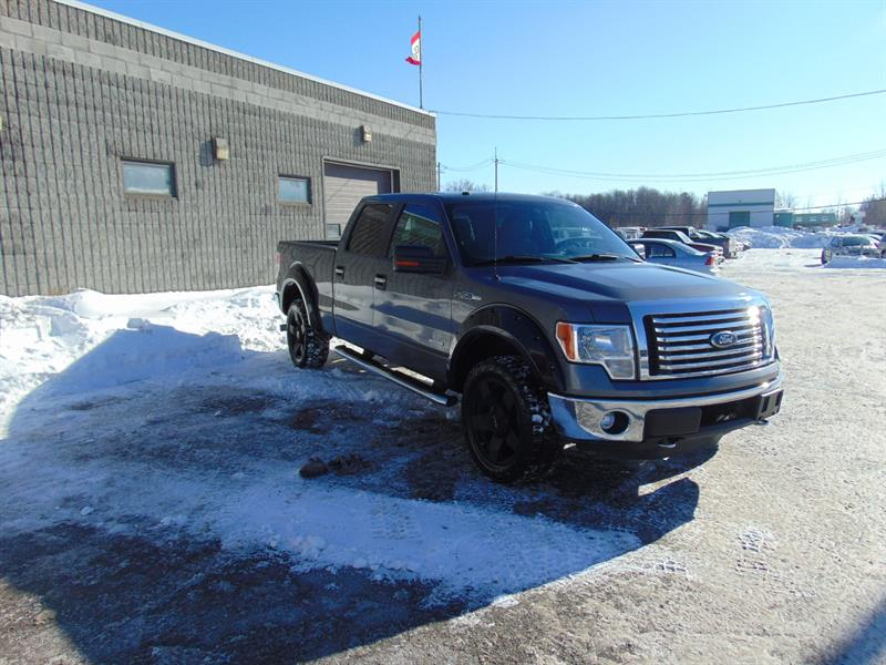 Ford F-150 2012 4WD SuperCrew XTR 4WD 3.5 ECO BOOST #KD66698