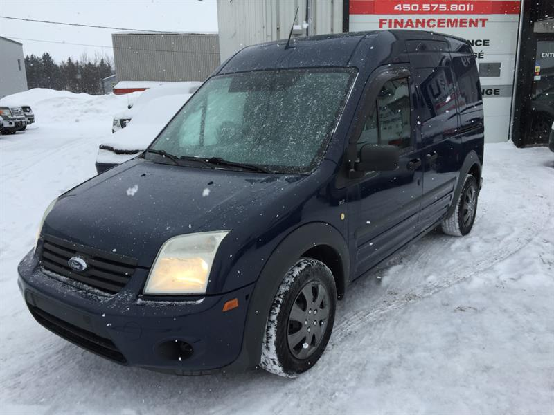 Ford Transit Connect 2010  XLT CARGO
