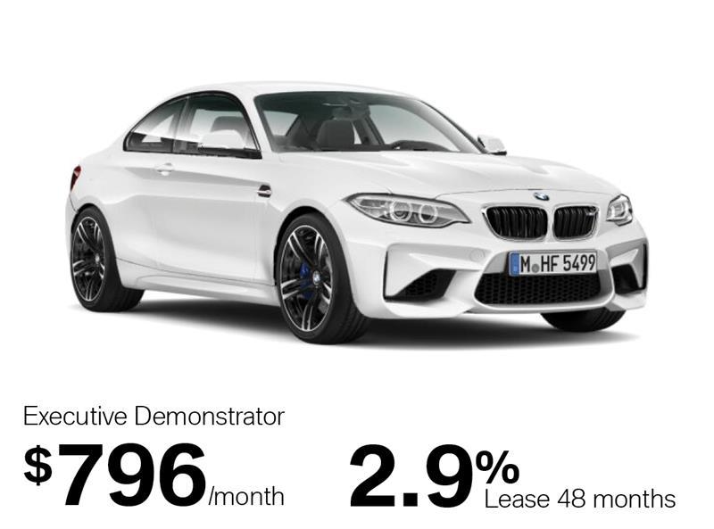 2018 BMW M2 Coupe #J0816