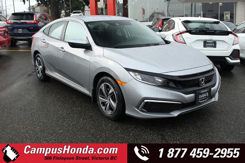 2019 Honda Civic LX #19-0142