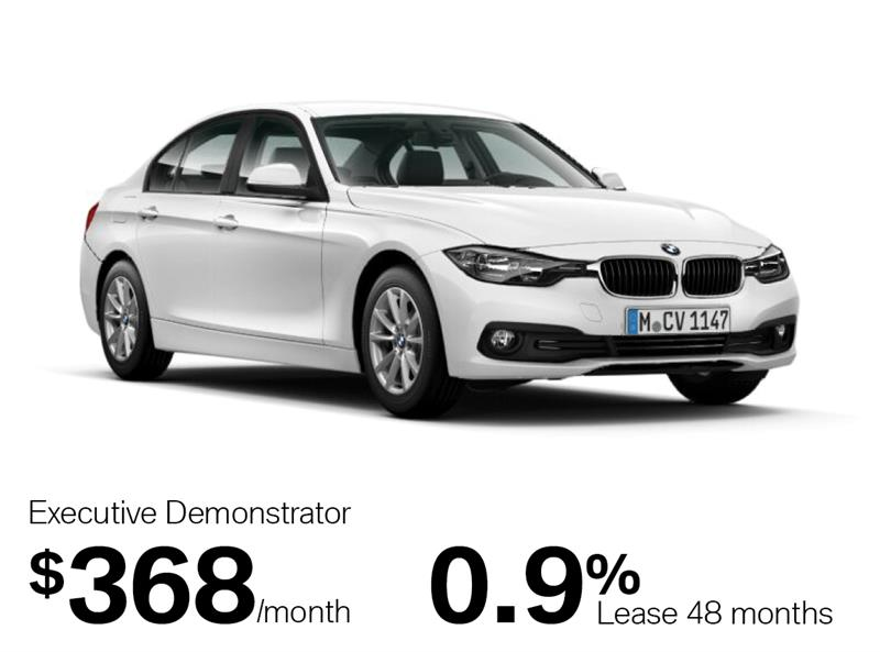 2018 BMW 3 Series 330i xDrive Sedan #J2903