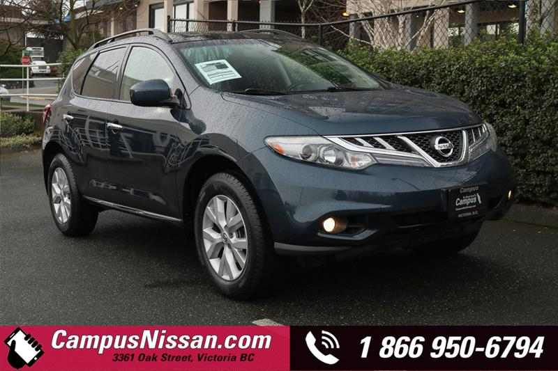 2012 Nissan Murano | SV | AWD w/ Backup Camera #8-Q764A