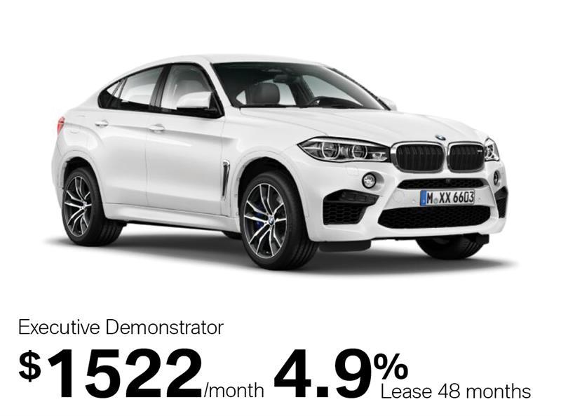 2018 BMW X6 M #J1962