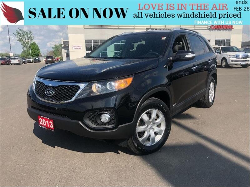 2013 Kia Sorento LX*V6*ALL WHEEL DRIVE*HEAT SEATS*BLUETOOTH #SR18143A