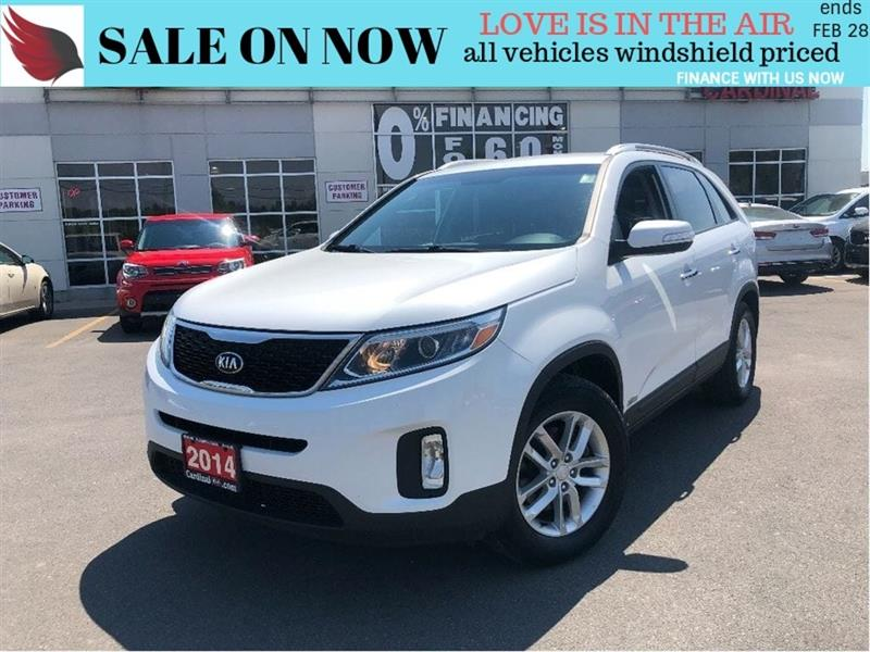 2014 Kia Sorento LX*ALL WHEEL DRIVE*HEAT SEAT*BLUETOOTH #SR18057A