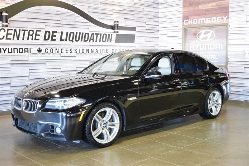 BMW 5 Series 2015 535i xDrive NAVIGATION +CAMERA #s8666a